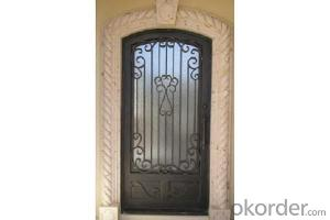 Metal Steel Sacurity  Door for New Design Decoration