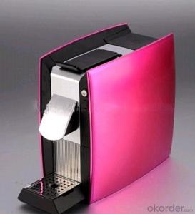 Coffee machine capsule  Lavazza Espresso point,  Nespresso