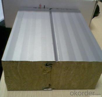 polyester sandwich panel walk in freezer storage