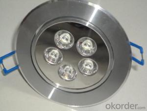 High quality premium led spotlight 3W GU10