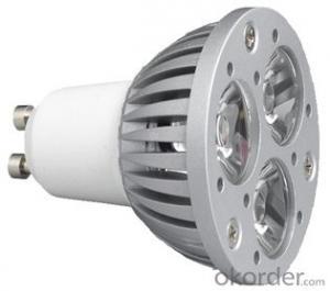 CRI 3W 7W GU10 MR16 4500K COB led spot lighting