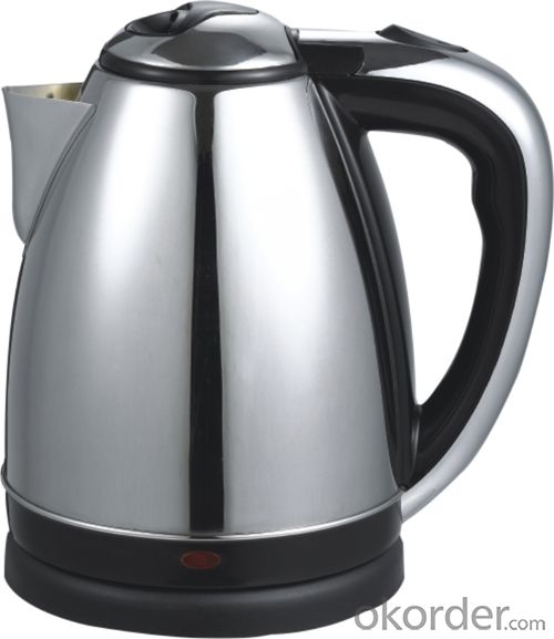2.0 Litre Fada controller Stainless Steel Electric Kettle