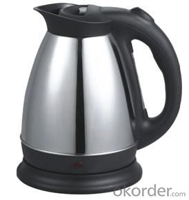 1.5 Litre Fada controller Stainless Steel Electric Kettle