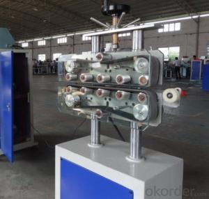PVC Rubber Seals Making Machine/EPDM Sealing Strip Extrusion Machine