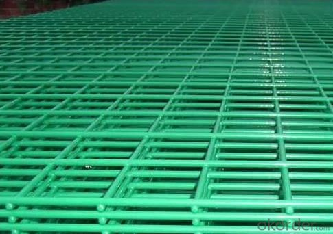 High Quality PVC Coated Welded Wire Mesh Panel
