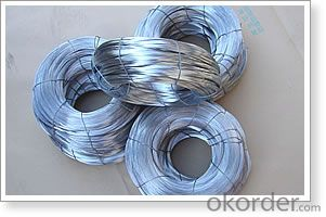 hot dip galvanized iron wire Electric Galvanized Iron Wire