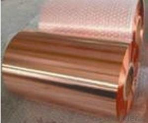 Factory Shielding Copper Polyester Foil for  Coaxial Cables
