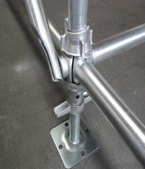 Best Price Hot Dip Galvanized Cuplock Scaffolding On Sales
