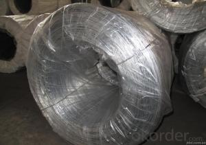 Electrical Galvanized Iron Wire for binding wire