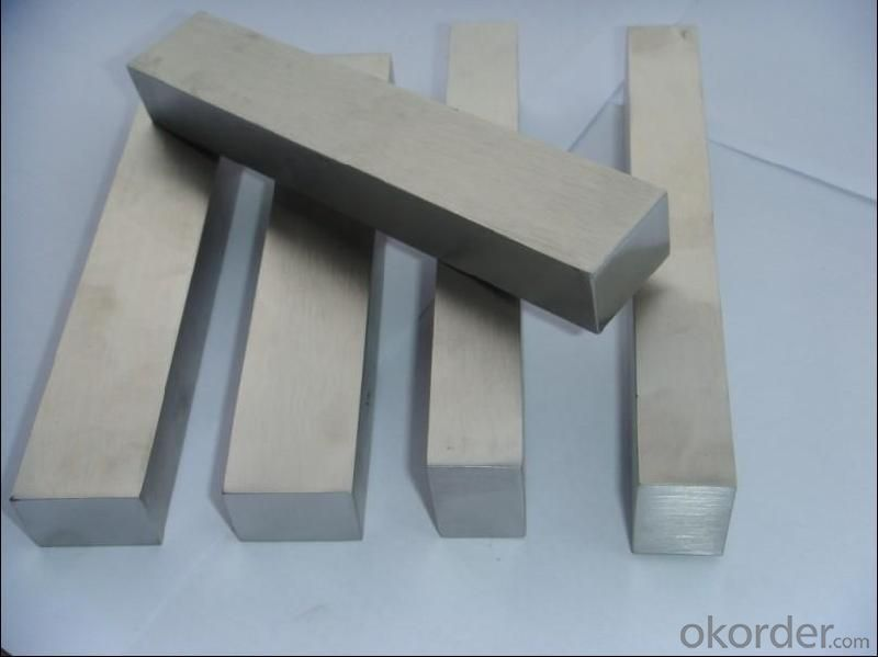 Hot Rolled Steel Square Bar GB, ASTM, JIS Standard WIth High Qualty