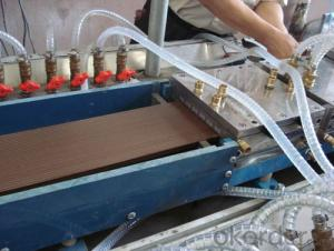 WPC foam board making machine/ 1220mm WPC board production line