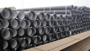 Ductile Iron Pipe On Sale From China with Cheap Top Quality