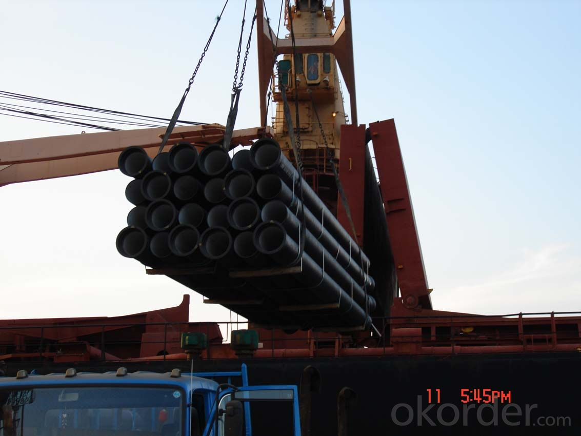 Ductile Iron Pipe For Water Project On Sale From China  with Good Quality