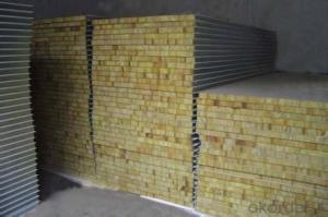 Durable Anti-poisoning Fiberglass XPS Sandwich Panel