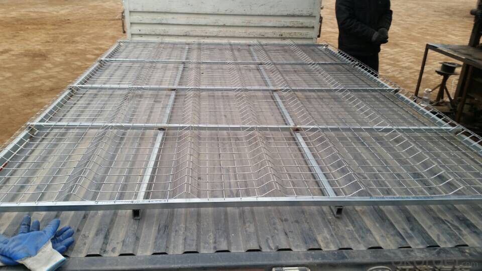 Stainless Steel Mesh Panel Hot Sale and High Quality