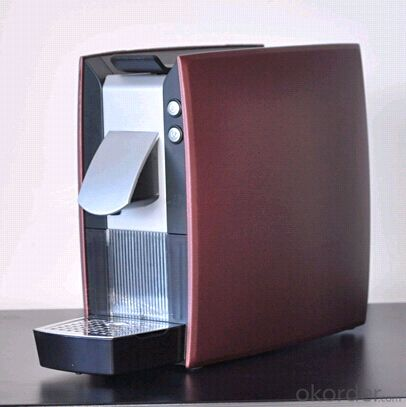 New Low wattage coffee machine capsule coffee machine espresso coffee machine