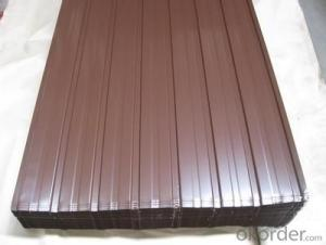 Rock wool sanwich panel for wall and roof