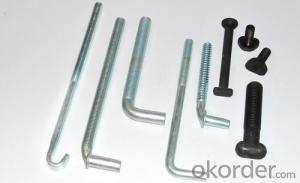 non standard bolt special fastener manufacturer