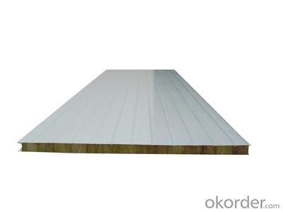 HVAC PU/PIR/Phenolic sandwich panel for air ducts