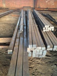 Hot Rolled Steel Square Bar Q235, A36 SS400