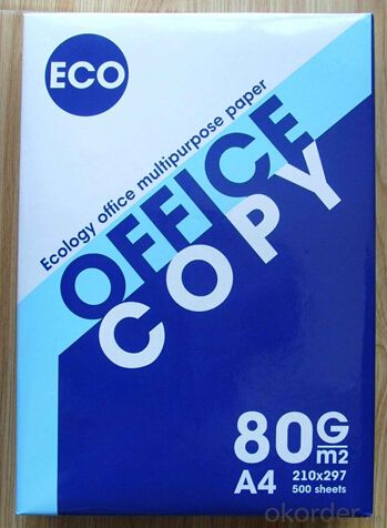 A4 Paper/A4 Copier Paper/A4 Photocopier Paper/A4 Multipurpose Copy Paper 80GSM Brightness 102%-106%