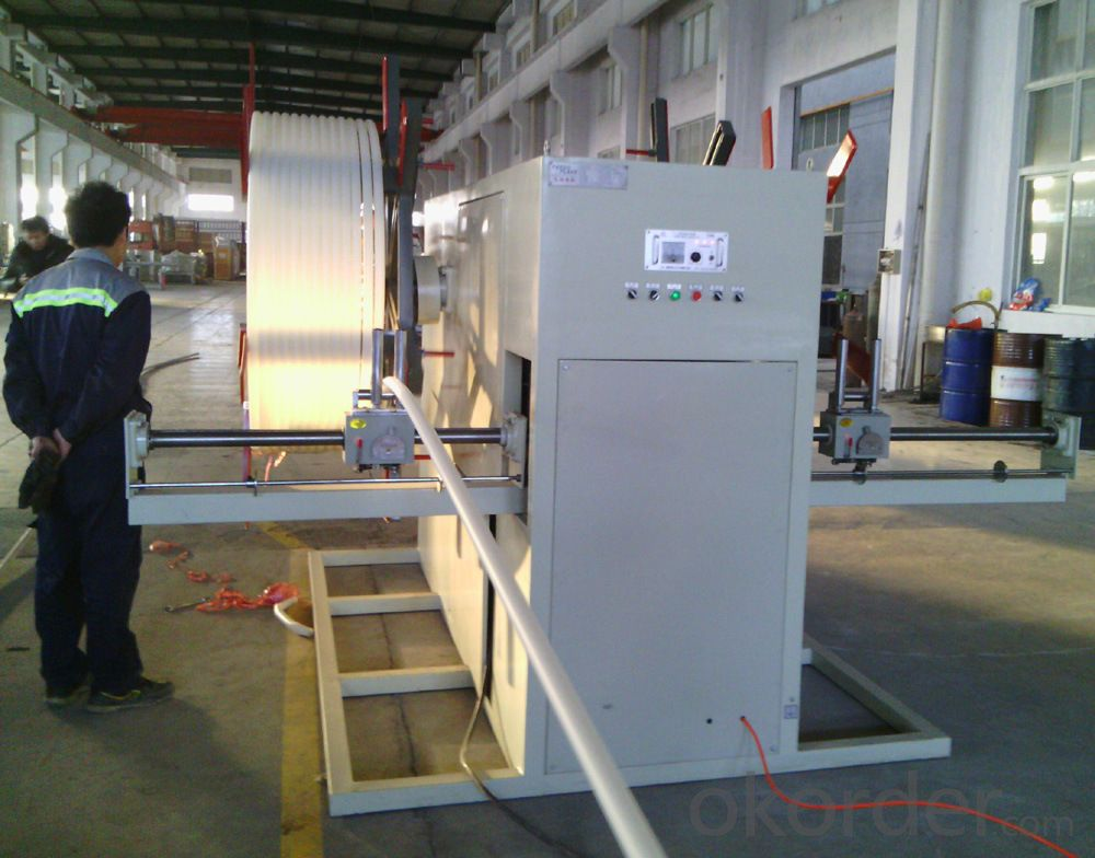 PP PE Pipe Extrusion Line/ HDPE Plastic Pipe Machine