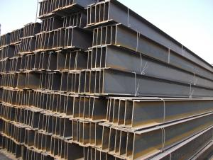 Hot rolled H beams/Ibeams GB standard/JIS standard