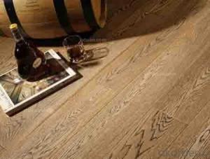Solid Wood  Flooring For Flooring Heating