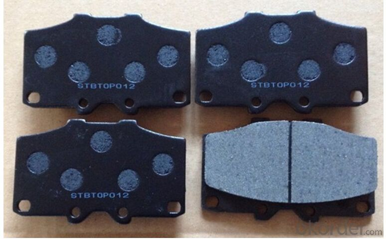 Brake Pads for Toyota RAV4 04465-42080 D862-7738