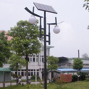 LED    Solar     Garden     Street