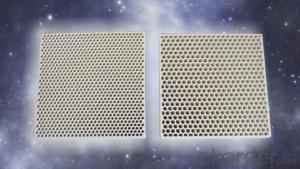 Extruded Ceramic Filter excellent thermal shock resistance