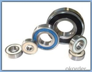 Bearing 6018zz 6018 2rs 6018 Deep Groove Ball Bearings 6000 seris bearings