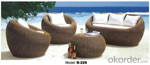 Garden Sofa Furniture Rattan Outdoor Furniture   B-226