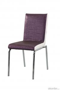 Modern Design PU Surface Dinning Chair AJ06