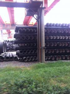 DUCTILE        IRON       PIPEs K9 CLASS         DN1200