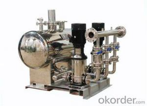 Feedwater Equipement XWG STAINLESS MATERIALS