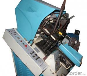 727A Computer control auto-cement Toe Lasting Machine