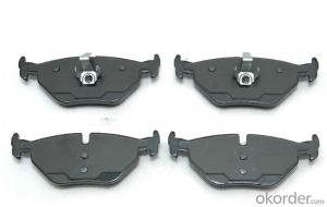 Auto Brake Pads for BMW E36/E46. Saab 34216761239