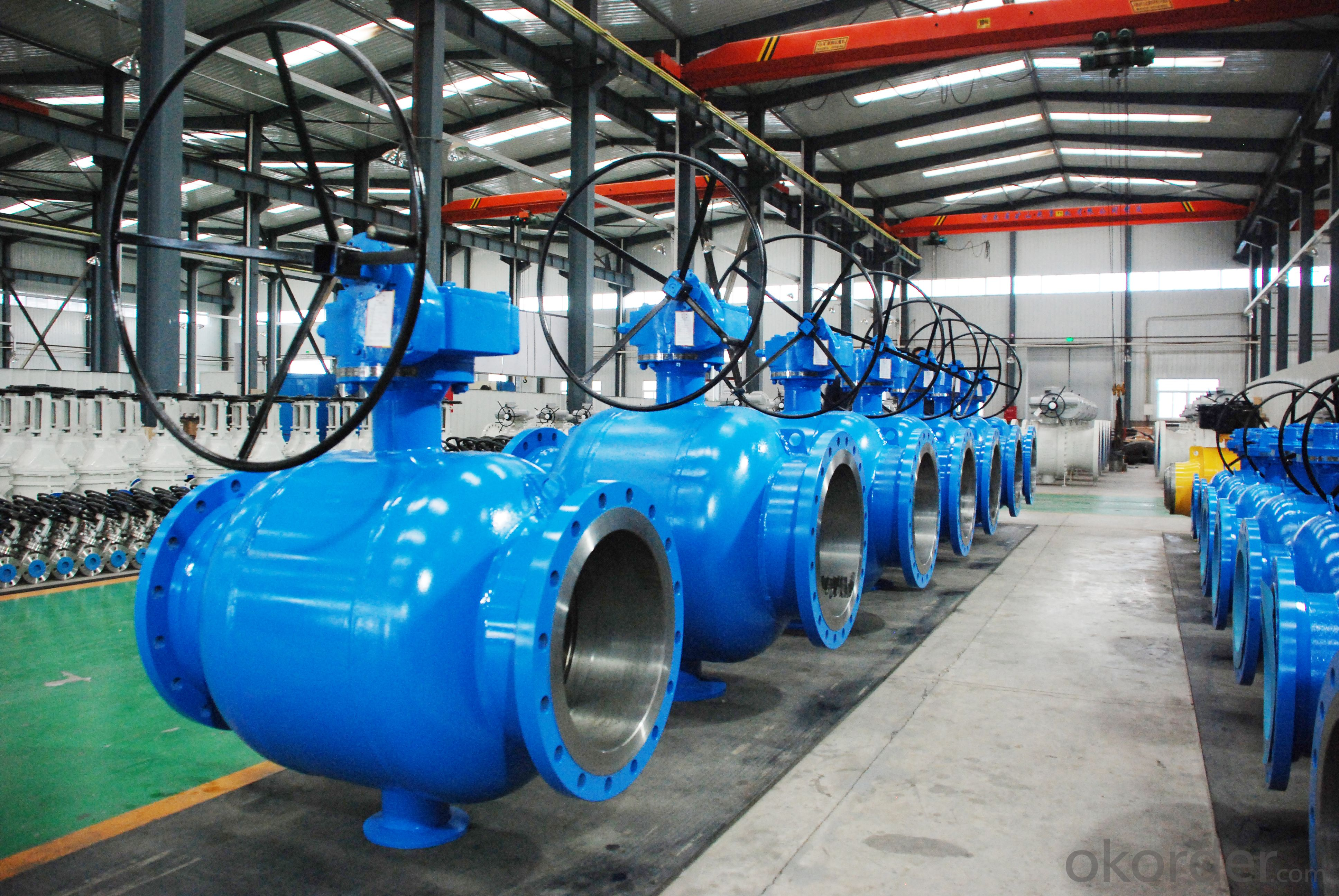 High Quality Heating Welding Ball Valve Made In China On Sale