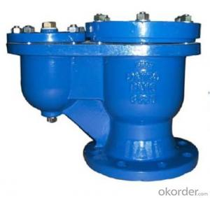 Good Quality Double Air Valve Made In China
