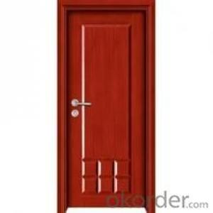 Metal Steel Security Door for Safety Modern Design