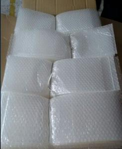 Plain Plastic Air Bubble Bag for Protective Packaging