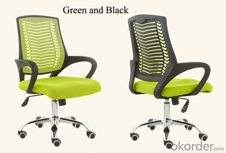 New Design High Quality Office Chair Mesh/Leather/PU CN1402D