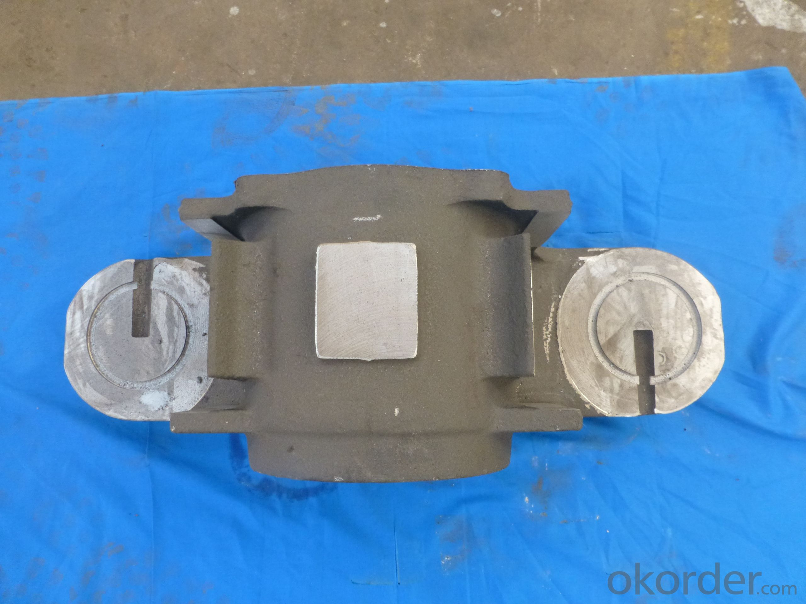 Braking Parts Moldel Forging Machining  Weight: 0.2~190Kg