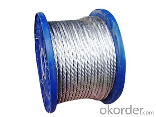 High Quality Galvanized Steel Wire Rope Sling For Bridge
