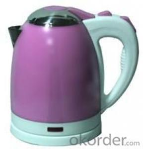 1.8 Litre Customized Housing food grade plastic  Electric Kettle