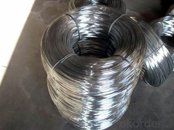 Bright and Soft Surface Stainless Steel Wire