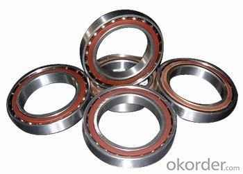 7011 Angular contact ball bearings Bearing long service time