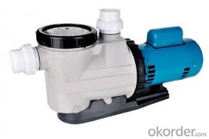 Zhongmei brand Swimming pool pump for water recycle