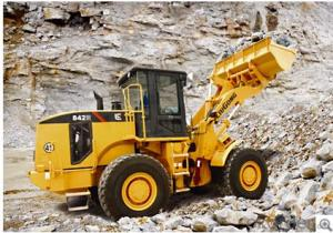 WHEEL LOADER CLG842III, QUALITY PERFECT